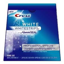 Crest 3D White Whitestrips (20 Count Box)