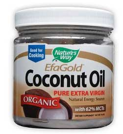 coconutoil Nature's Way 16 Ounce Coconut Oil (Organic)