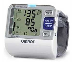 omronbp652 7 Omron BP652 7 Blood Pressure Wrist Monitor