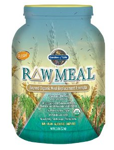 rawmeal Garden of Life Raw Meal Replacement