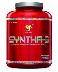 BSN Syntha 6 Vanilla Ice Cream Protein Powder